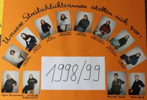 Streitschlichter 1998-1999