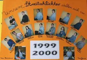Streitschlichter 1999-2000