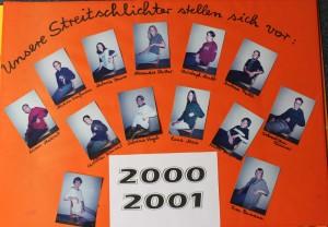 Streitschlichter 2000-2001