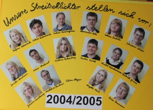 Streitschlichter 2004-2005
