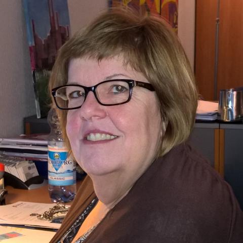 Christiane Albrecht (Schulleiterin)